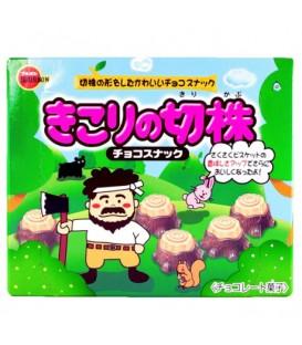 Mini tronquitos de chocolate 66gr