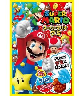 Gominola Super Mario sabor ramune 45gr