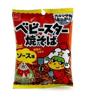 Snack ramen sabor yakisoba