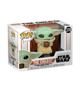 RESERVA - Funko POP -  Baby yoda the child with cup