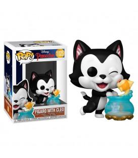 Funko POP - Pinocchio - Figaro Kissing cleo