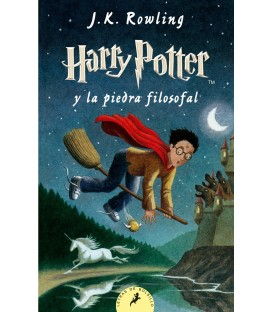 Libro Harry Potter y la piedra filosofal HP1 bolsillo