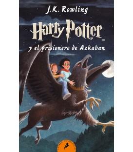 Libro Harry Potter y el prisionero de azkaban HP3 bolsillo
