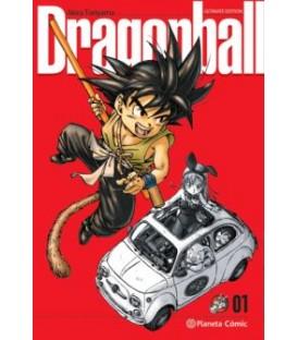 DRAGON BALL ULTIMATE Nº 01/34 AKIRA TORIYAMA