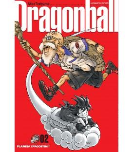 DRAGON BALL ULTIMATE Nº 02/34 AKIRA TORIYAMA