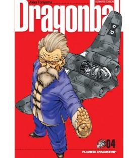 DRAGON BALL ULTIMATE Nº 04/34 AKIRA TORIYAMA