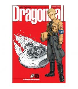 DRAGON BALL ULTIMATE Nº 05/34 AKIRA TORIYAMA