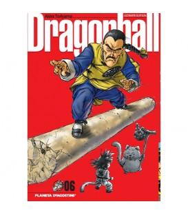DRAGON BALL ULTIMATE Nº 06/34 AKIRA TORIYAMA