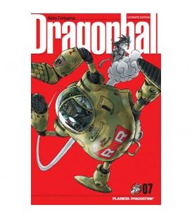 DRAGON BALL ULTIMATE Nº 07/34 AKIRA TORIYAMA