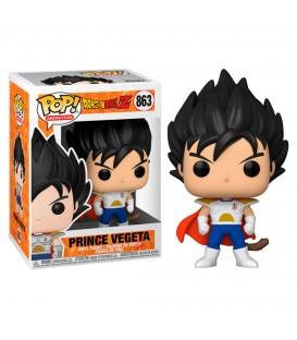 Funko Pop Dragon Ball Z Principe Vegeta Niño
