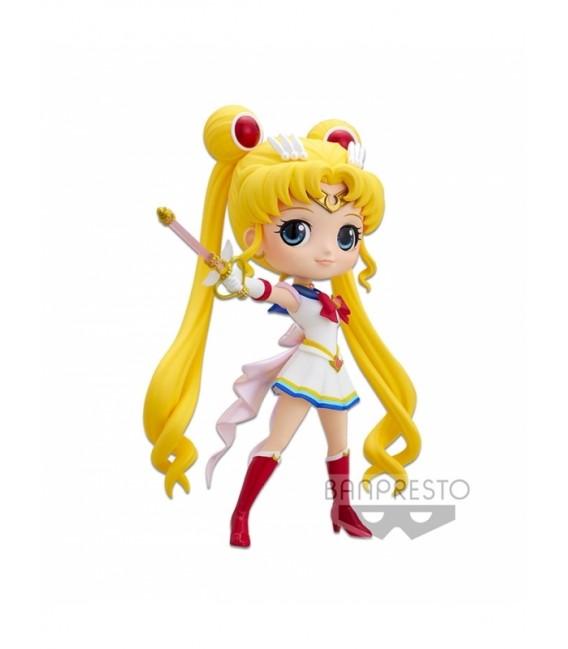 Figura Q Posket Pretty Sailor Moon Eternal – Super Sailor Moon – Moon Kaleidoscope Version