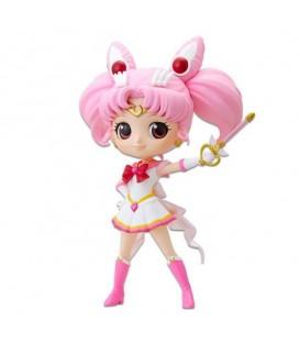 Figura Q Posket Sailor Moon Eternal – Super Sailor Chibi Moon – Chibi Moon Kaleidoscope Version
