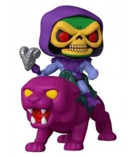 Masters of the Universe Skeletor on Panthor Funko POP Ride