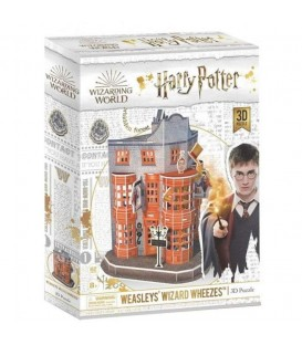 Harry Potter - Puzzle 3D Diagon Alley (Weasleys Wizard Wheez)
