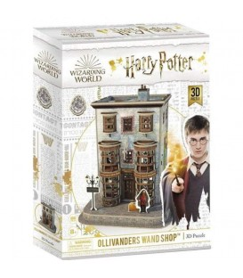 Harry Potter - Puzzle 3D Diagon Alley (Ollievanders Wand Shop)