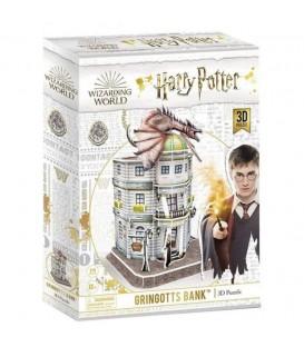 Harry Potter - Puzzle 3D (Diagon Alley - Gringotts Bank)