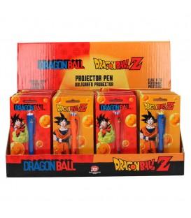 """Boligrafo Dragon Ball Z con luz surtido """"1 unidad"""" color aleatorio"""