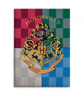 Manta polar Hogwarts Harry Potter Tamaño: 100x140cm. 100% polyester.