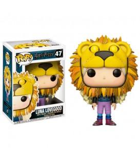 Funko POP - Harry Potter - Luna Lovegood león