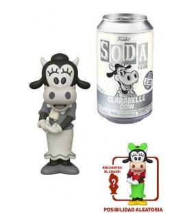 Figura Soda Clarabelle cow /chase aleatorio