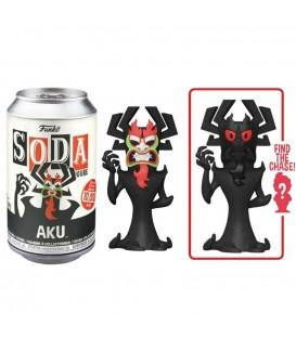 Funko Soda - Samurai Jack- Aku