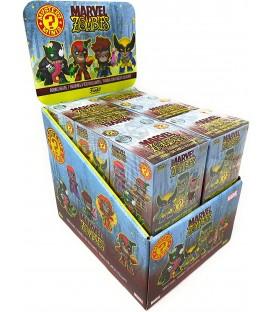 Funko Marvel Zombies Mystery Mini Blind Box Display