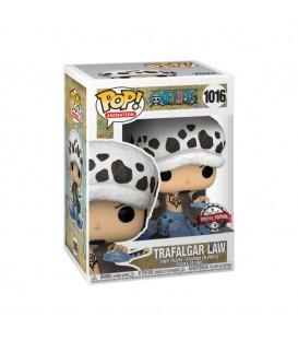 Funko POP - Animacion - One Piece - Trafalgar law exclusivo