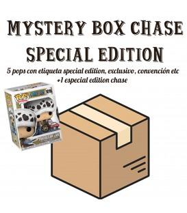 Caja mystery Box chase 6 exclusivos (con trafalgar chase)