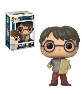Funko POP - Harry Potter - Harry con mapa