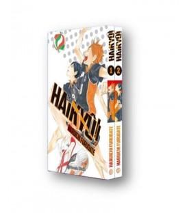 Manga Haikyu!! 1+2