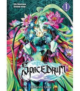 Manga SpaceDrum nº 01