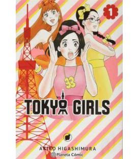 Tokyo Girls nº 01/09