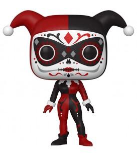 Funko POP - DC - Harley Quinn - Día de los muertos