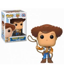 Funko Pop. Vinilo Disney Toy Story 4 Woody
